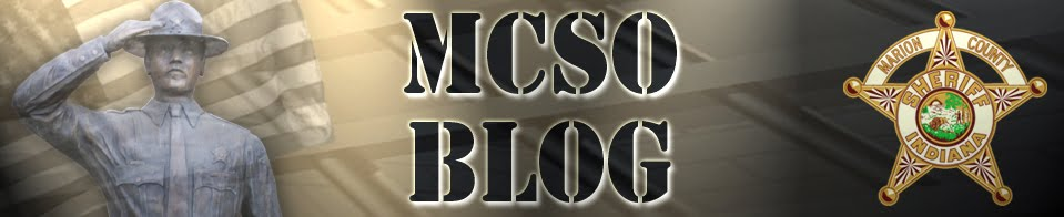 MCSO BLOG