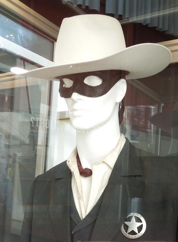 Armie Hammer Lone Ranger film costume