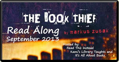 It's All About Books: The Book Thief Read Along Discussion Two ...