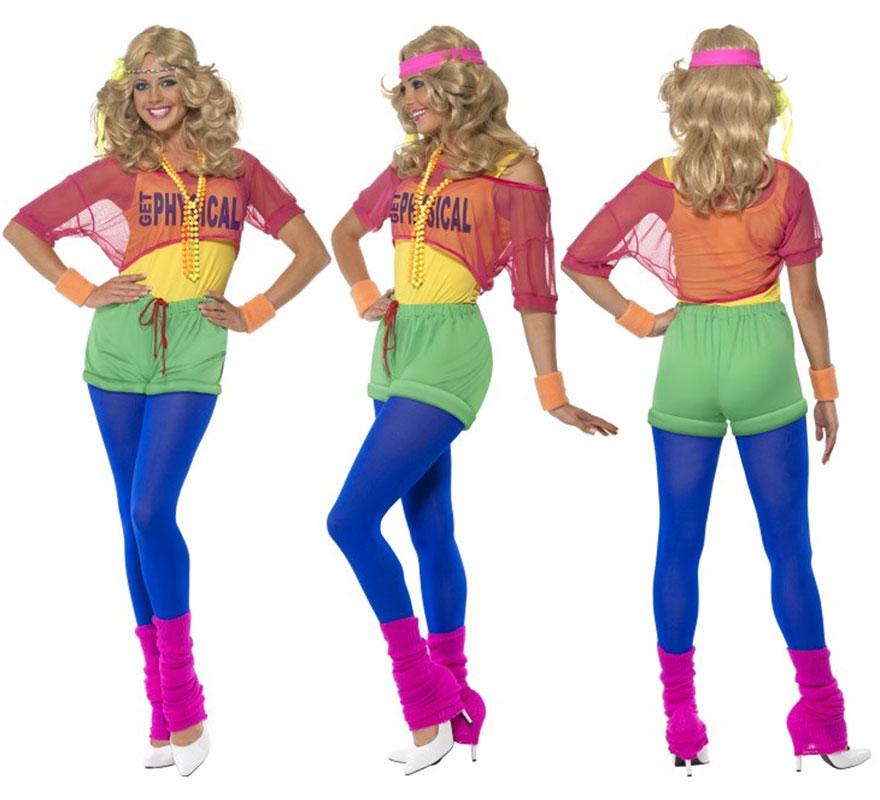 Modas para adolescentes de los 80