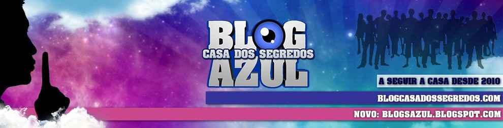 Blog Azul da Casa dos Segredos