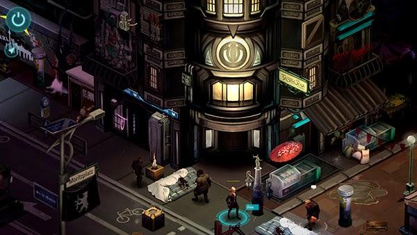 Shadowrun Dragonfall - Reloaded 2014 Full ISO SS 3
