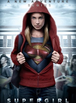 download series Supergirl S01E11 Strange Visitor From Another Planet