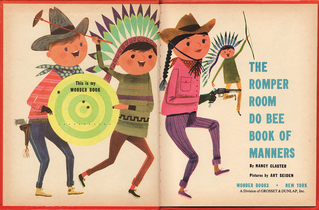 Romper Room Do Bees A Book Of Manners