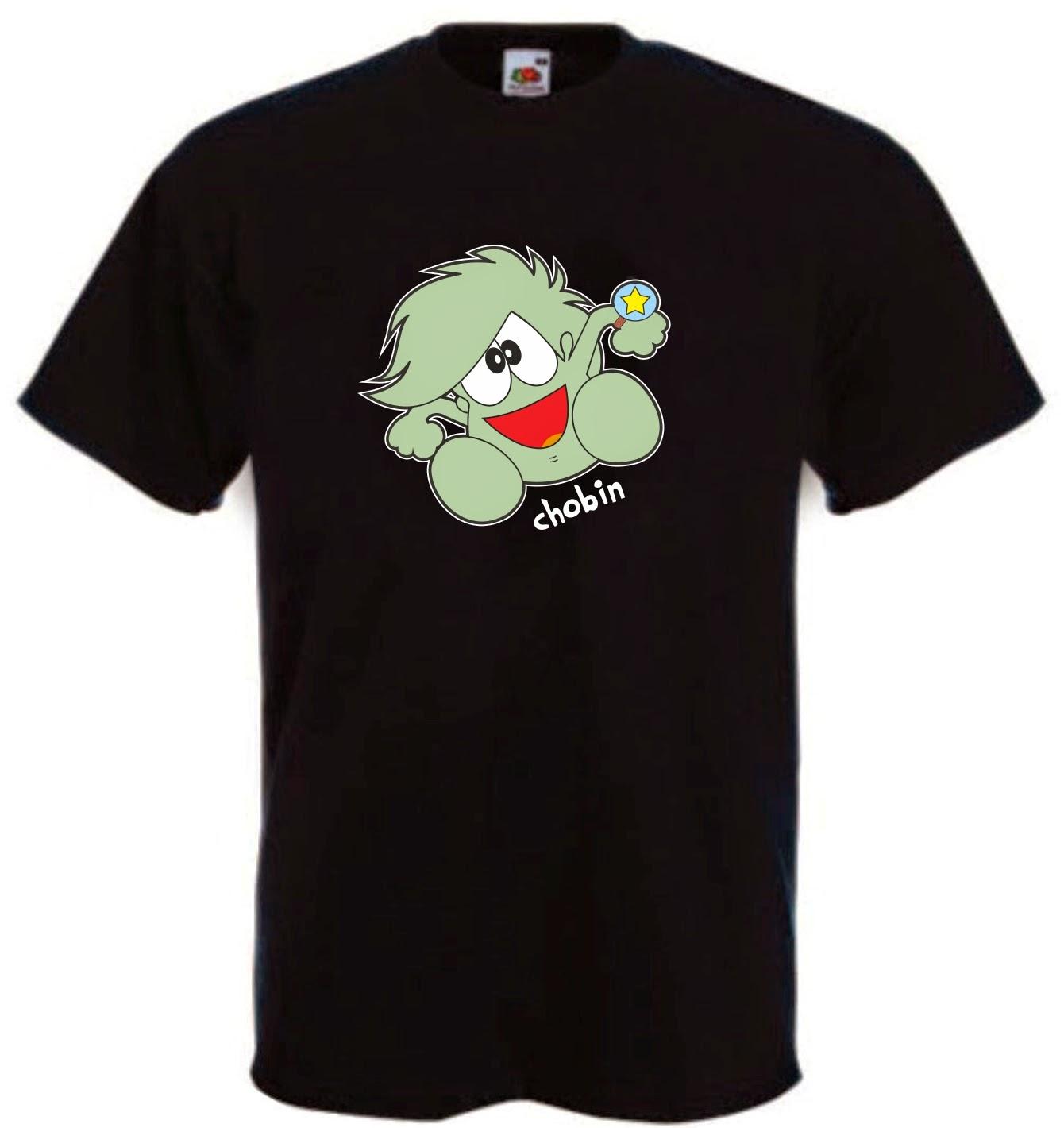 maglietta Chobin