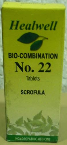 bio-combination no. 22 scrofula