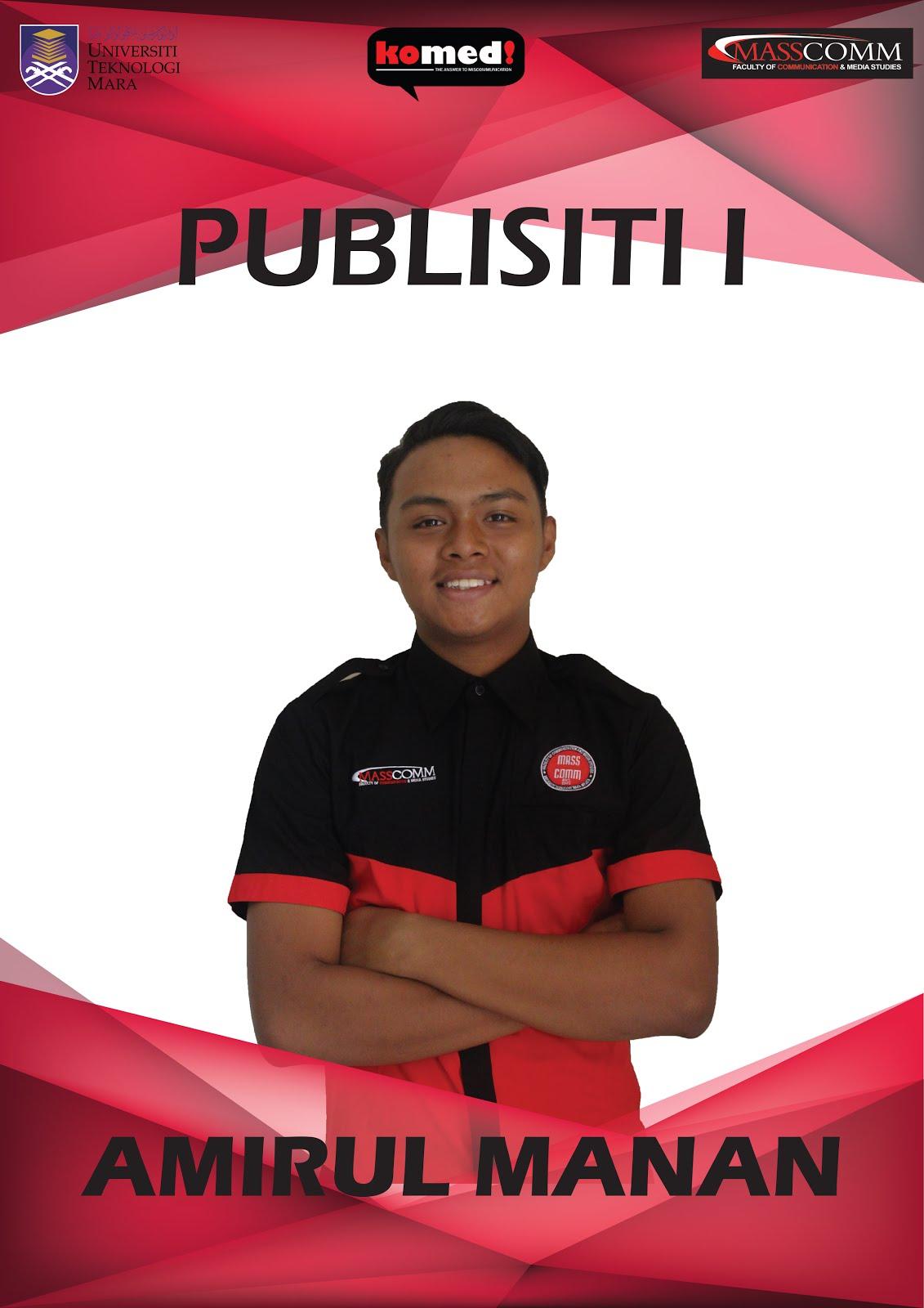 PUBLISITI I