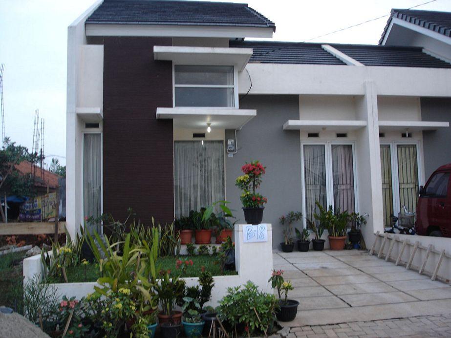 contoh rumah modern minimalis sederhana inspiratif