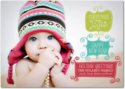 suzannah paul – New Years Birth Announcements