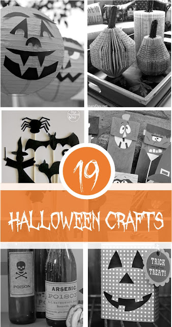 19 Fabulous Halloween Crafts For All Skill Levels