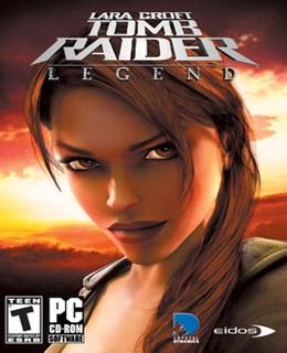 Tomb Raider: Legend PC Box