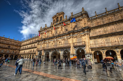 Pics: Spectacular Architecture in Spain