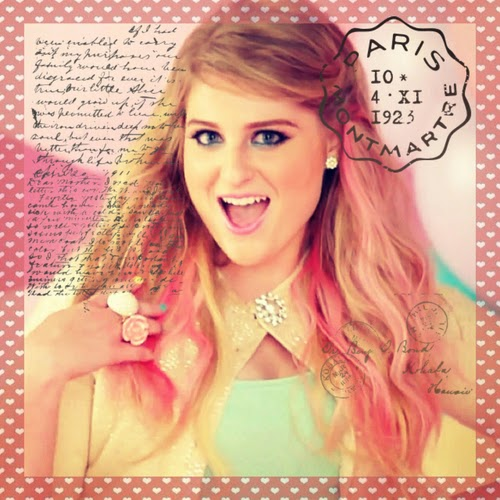 Lirik Lagu All About That Bass Meghan Trainor