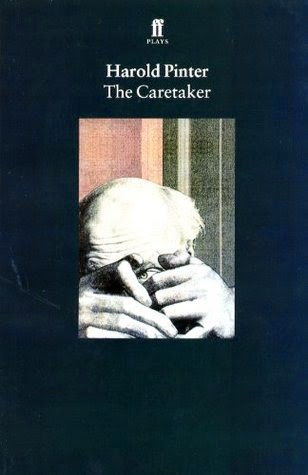 Theatrical Play The Caretaker cover