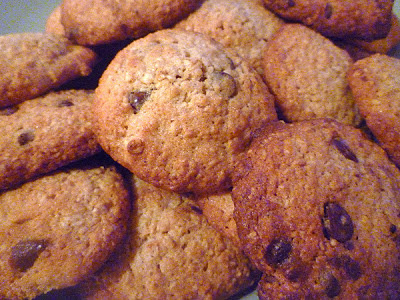 Chocolate Chip Oaties Recipe