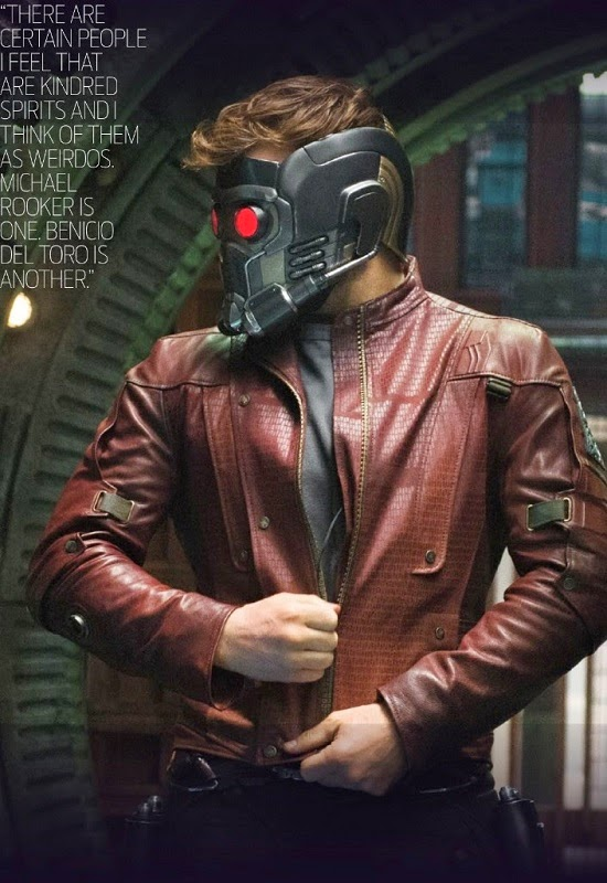 Who is peter quill s father butik work