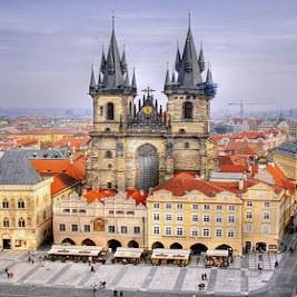 Vistas de Praga