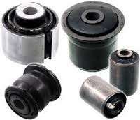 suspension bushes for automobiles