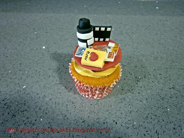 cupcakes albúm de fotos