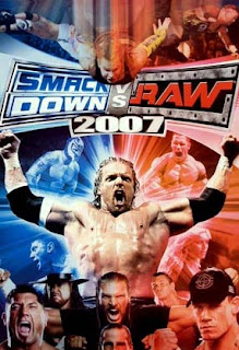 Download Games WWE RAW 2007 Full Version