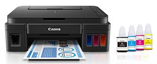Canon PIXMA G2100 drivers