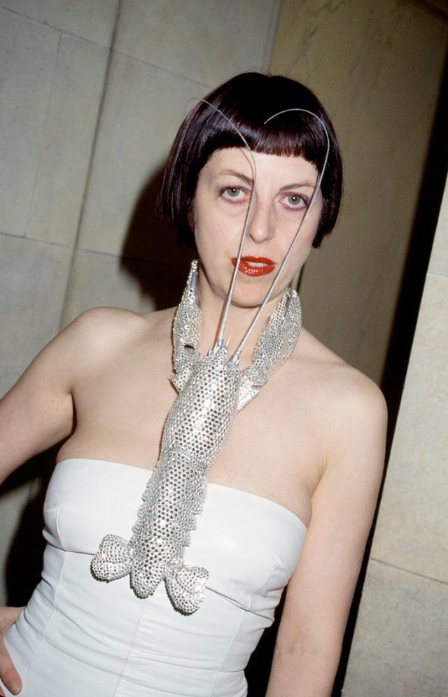 Isabella Blow: Fashion Galore! exhibition in London | MaisonChaplin ... Isabella Blow
