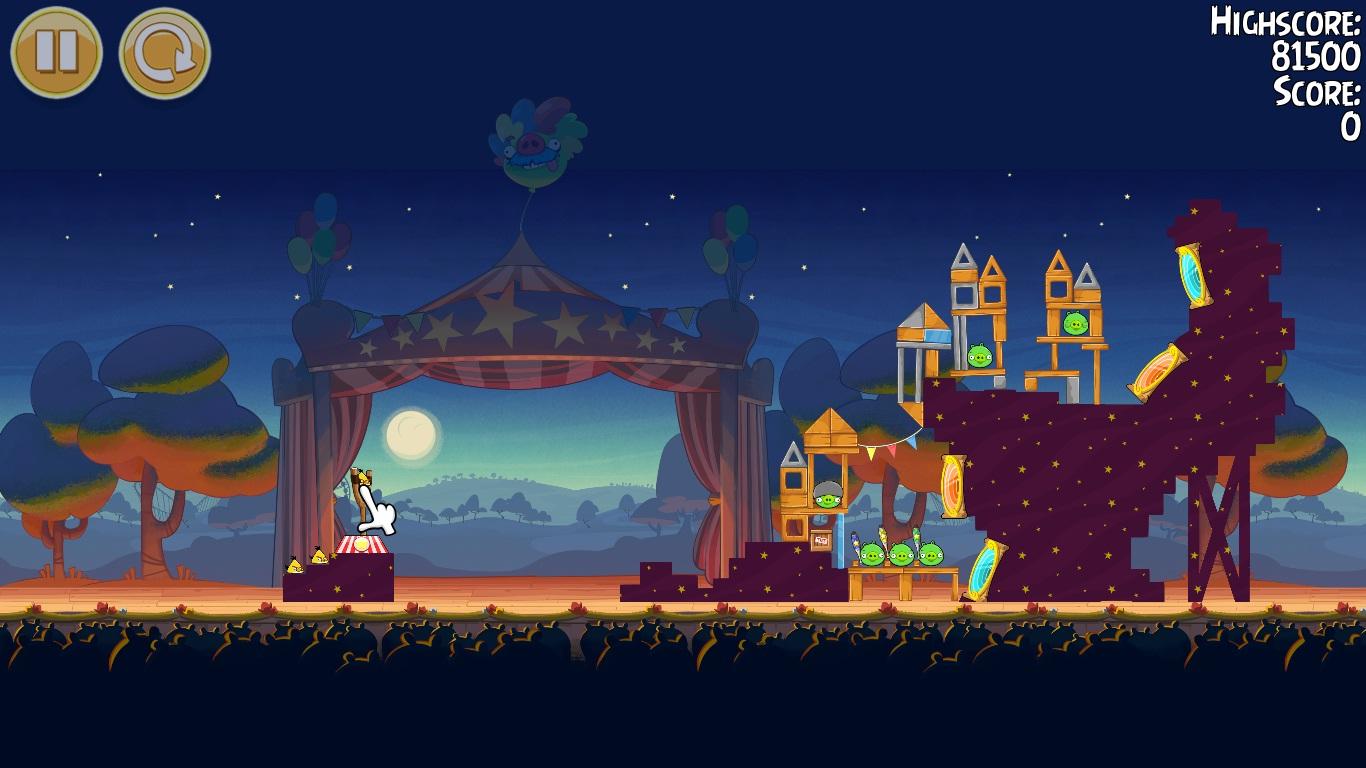 Download Game Angry Birds Season Terbaru Full