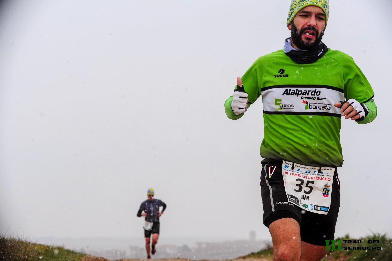 III Trail del Serrucho 2015