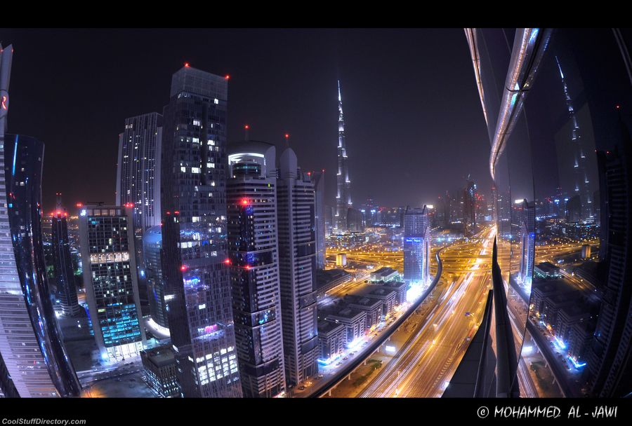 30. FishEye by Mohammed Al-Jawi