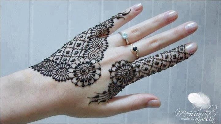 Beautiful Simple Mehndi Designs 201415  Pak Fashion
