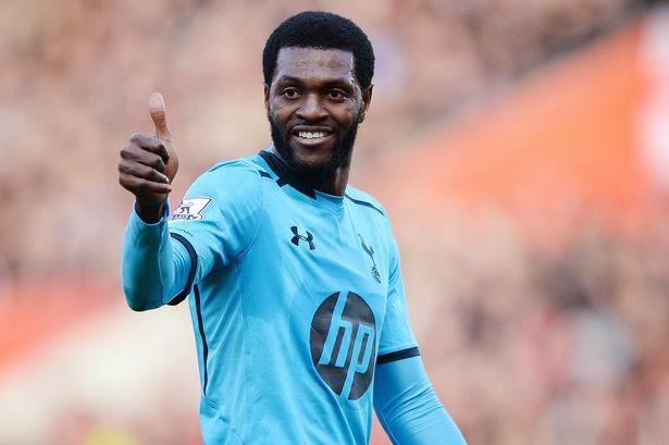 SBOBET - Adebayor Kembali Ke Tottenham