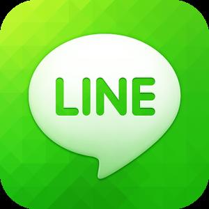 Line, Mensajería Instantánea, Celulares