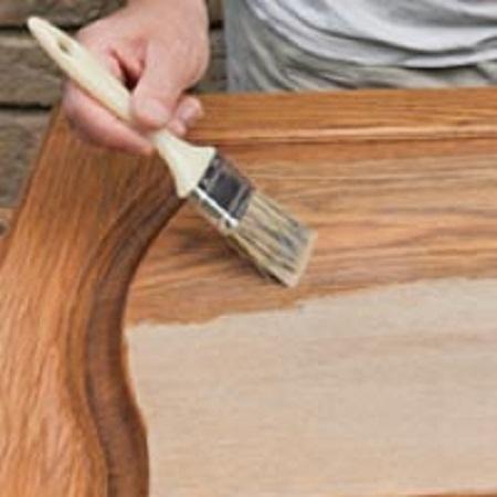 Como lacar una puerta bricolaje for Como barnizar una puerta vieja