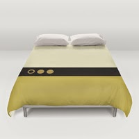 Commander Data - Star Trek: The Next Generation Duvet Covers