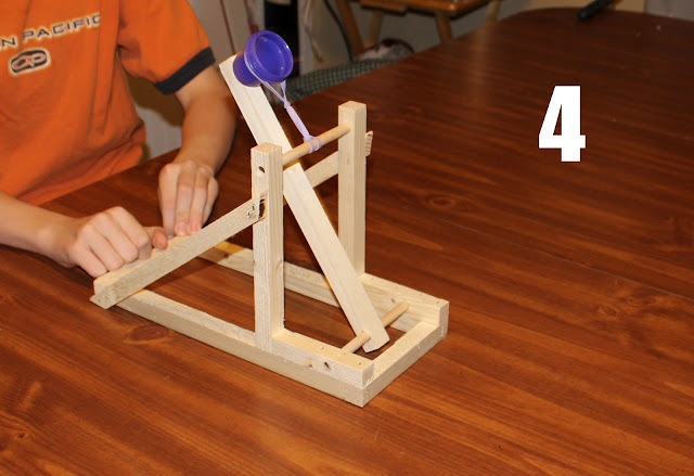 Catapult Science Project ~ Create it. Go!