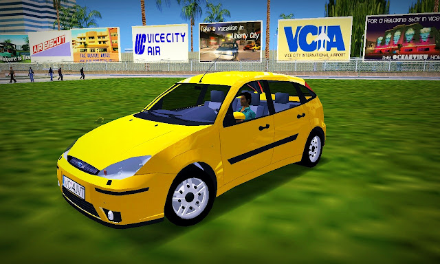 Ford Focus GTA Vice City