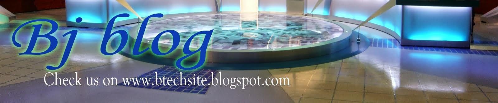 Bj  News blog.