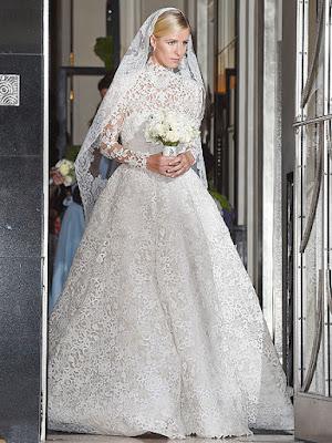 Nicky Hilton Weds James Rothschild