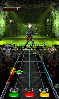 Guitar Hero 6 Warrior of ROCK Free Apps 4 Android