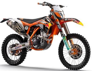 KTM Enduro 350