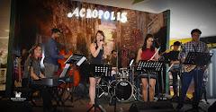 Jazz Nights at Acrópolis presenta este miércoles 26 de Febrero a partir de las 6:00PM a: