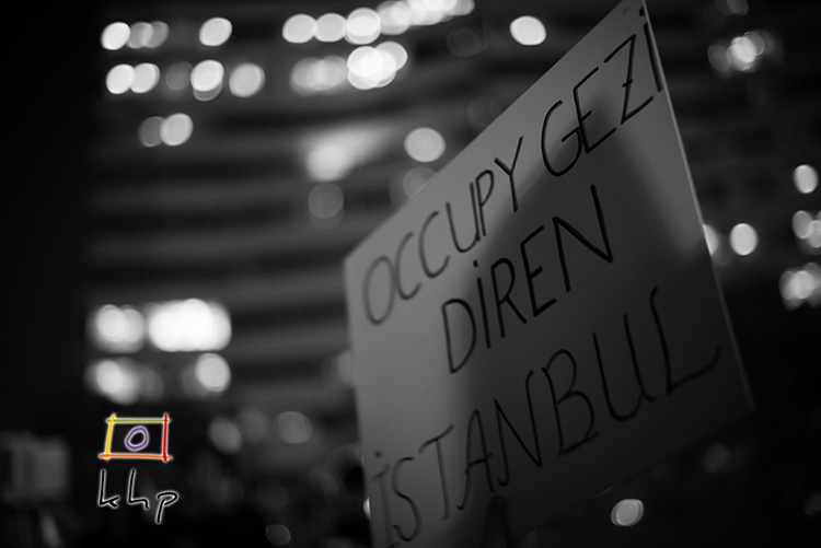 Los Angeles Turks in Solidarity with Istanbul