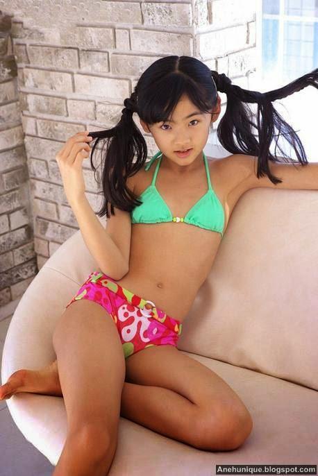 Foto telanjang Anak cantik di bawah umur Jepang pakai celana dalam - Anehunique.blogspot.com