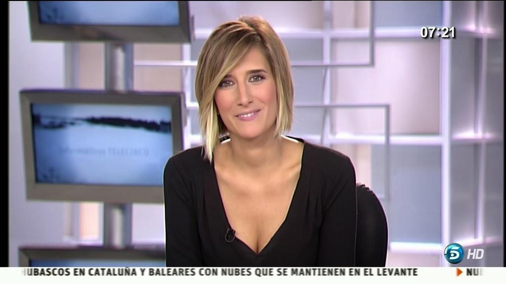 ANE IBARZABAL, INFORMATIVOS TELECINCO (11.10.13)