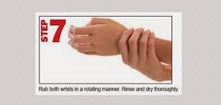 Ketahui Cara Cuci Tangan Yang Benar