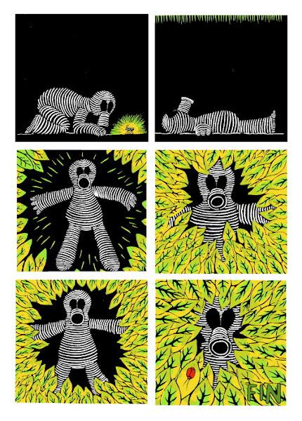 Achuma, un comic 3
