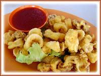 Batter Fried Squids