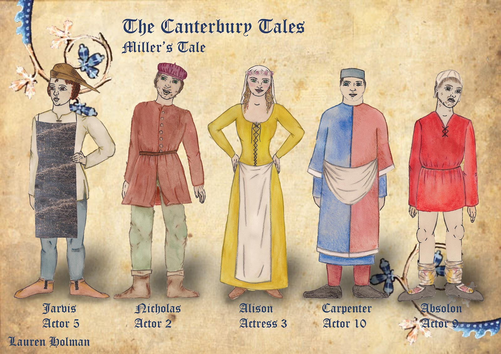 characterization of the prioress from the Analysis of the prioress's tale from geoffrey chaucer's the canterbury tales.