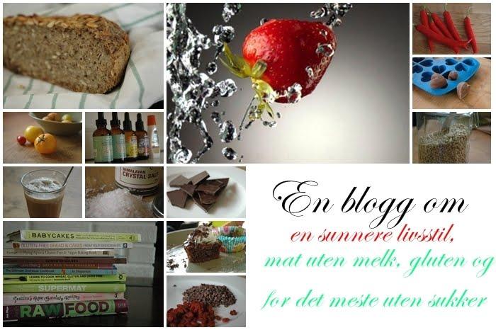 En blogg om en sunnere livsstil