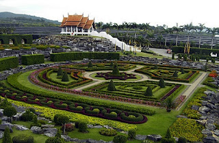 Nong Nooch Garden | Paket Tour Murah ke Thailand 2013